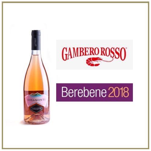 rosamonti-recensione-gambero-rosso-berebene-2018