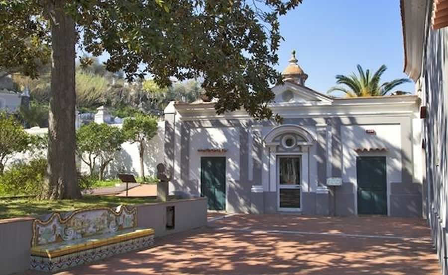 Villa Arbusto Ischia